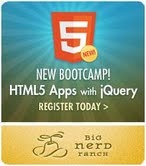 bootcamp, HTML5, learn HTML5, take HTML5 bootcamp