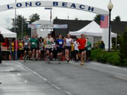 Beach to Chowder, 5K run, walk, 10K run, Long Beach, Peninsula, Washington, WA, outdoor events, running events, coast