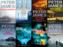 Peter James Roy Grace Series