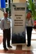 Robert Stephenson and Vickie Bissell of Foundation Services of Central Florida at WIND Annual Conference, Orlando