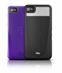 iSkin vibes and aura collection for Blackberry Z10 & Blackberry Q10