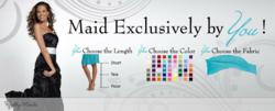 Preview Pretty Maids styles online in any available color option.