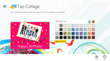 Personalize photos and make collages with Tap Collage for Windows 8.