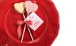 Valentine's Day, Valentines Day, Three Tarts, hearts, marshmallow, petits fours, dessert, desserts, food, New York, Chelsea, Plaza Food Hall
