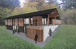 Portland home builder Hammer & Hand's Pumpkin Ridge Passive House project.