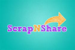 ScrapNShare Digital Scrapbook App