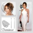 Jennifer Lopez Wearing Demarco Jewelry
