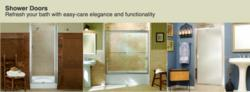 shower door examples