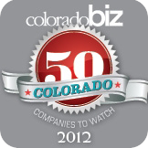 Colorado Companies to Watch Logo