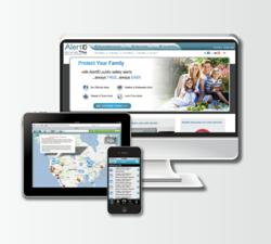 AlertID free national service is available through online and mobile applications.