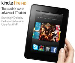 Kindle Fire HD 7.0