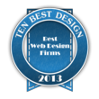 Best Web Designs Awards Badge
