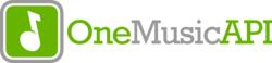 OneMusicAPI logo