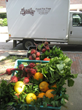 Food For Free Truck and Fresh Produce for Delivery