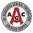 AGC San Diego Chapter Inc. Logo