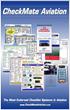 Aviation Checklist formats