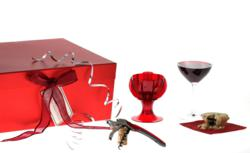 Red Hamper Giftbox