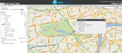GTCTrack Online Asset Tracking Portal