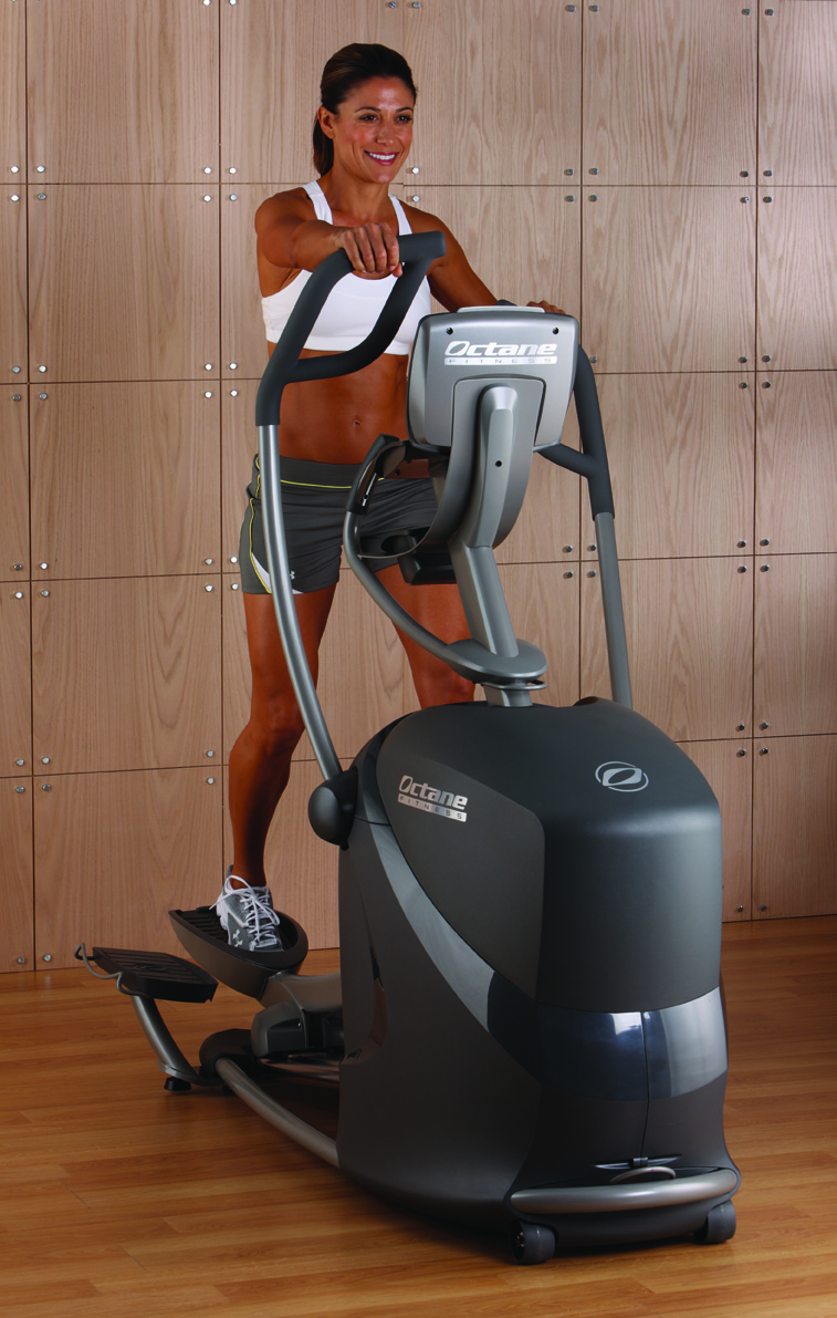 Octane Fitness Elliptical Machines Rank On Top In The