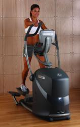 Q37ci home elliptical machine from Octane Fitness