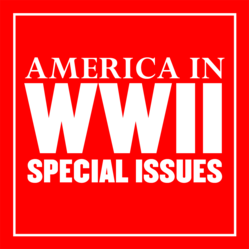 The icon for the AMERICA IN WWII Special Issues app on the iTunes Newsstand.