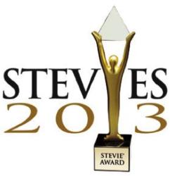 GetResponse 2013 Stevie Finalist
