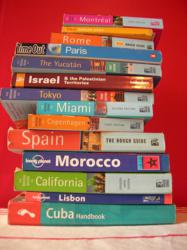 Travel and Holiday books