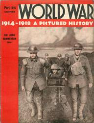 World War One 1914-1918 A Pictured History