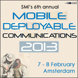 Mobile Deployable Communications 2013