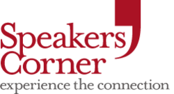 Speakers Corner is a leading speaker bureau