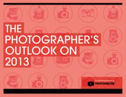PhotoShelter Releases The Photographers Outlook on 2013 Survey Results