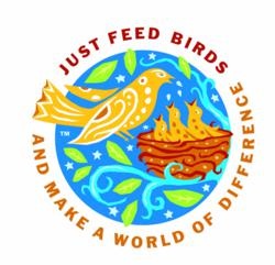 "Droll Yankees' ""Just feed birds and make a world of difference"" campaign"
