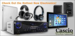New Consumer Electronics available at Cascio Interstate Music from CES 2013
