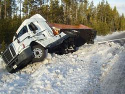 Oregon truck crash attorney