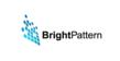 Bright Pattern contact center in the cloud logo