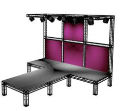 TECHwire - The New Modular Display System For Stage Shows, Concerts & Events from 200m2