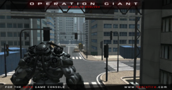 Operation Giant Screenshot