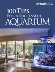 "MarineDepot.com's eBook ""100 Tips for a Successful Aquarium"" can be digitally downloaded now for $4.99 from Amazon or iTunes."