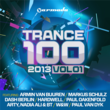 Trance 100 2013 - Volume 1 -- album art