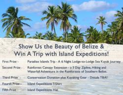 """Share the Beauty of Belize"" Photo Contest"