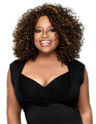 Sherri Shepherd Wigs on the Rachel Ray Show