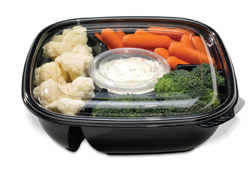 New Anti Fog Lids For Recycled Pet Containers Give Cold