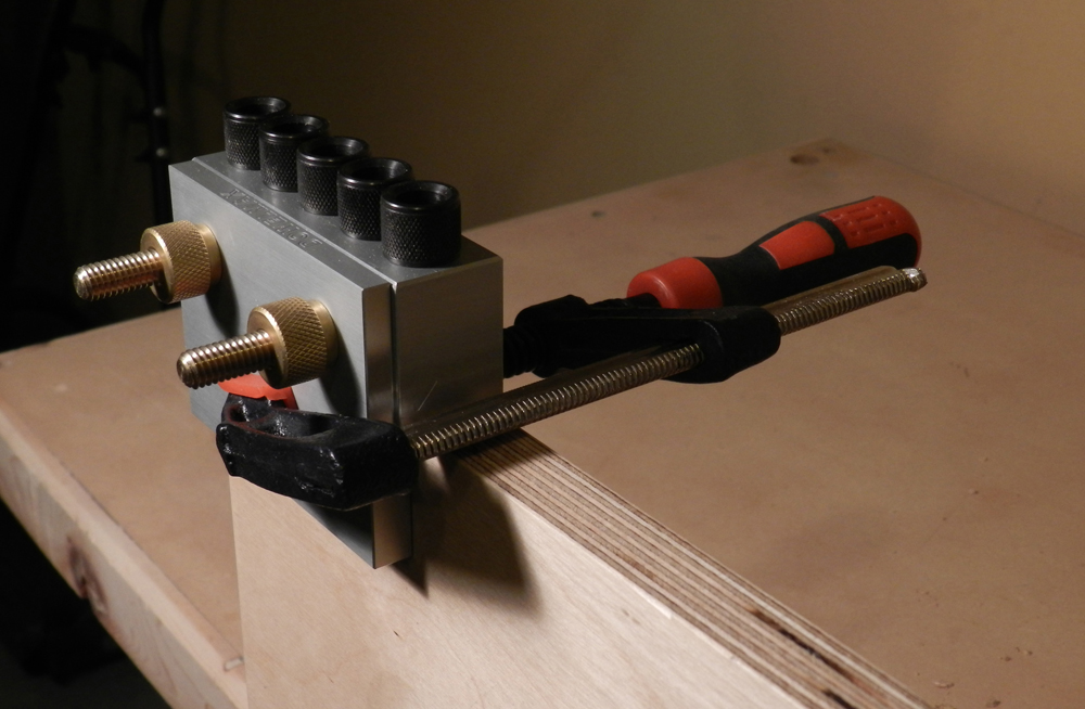 Rockler To Carry The New Dowelmax Junior Doweling Jig