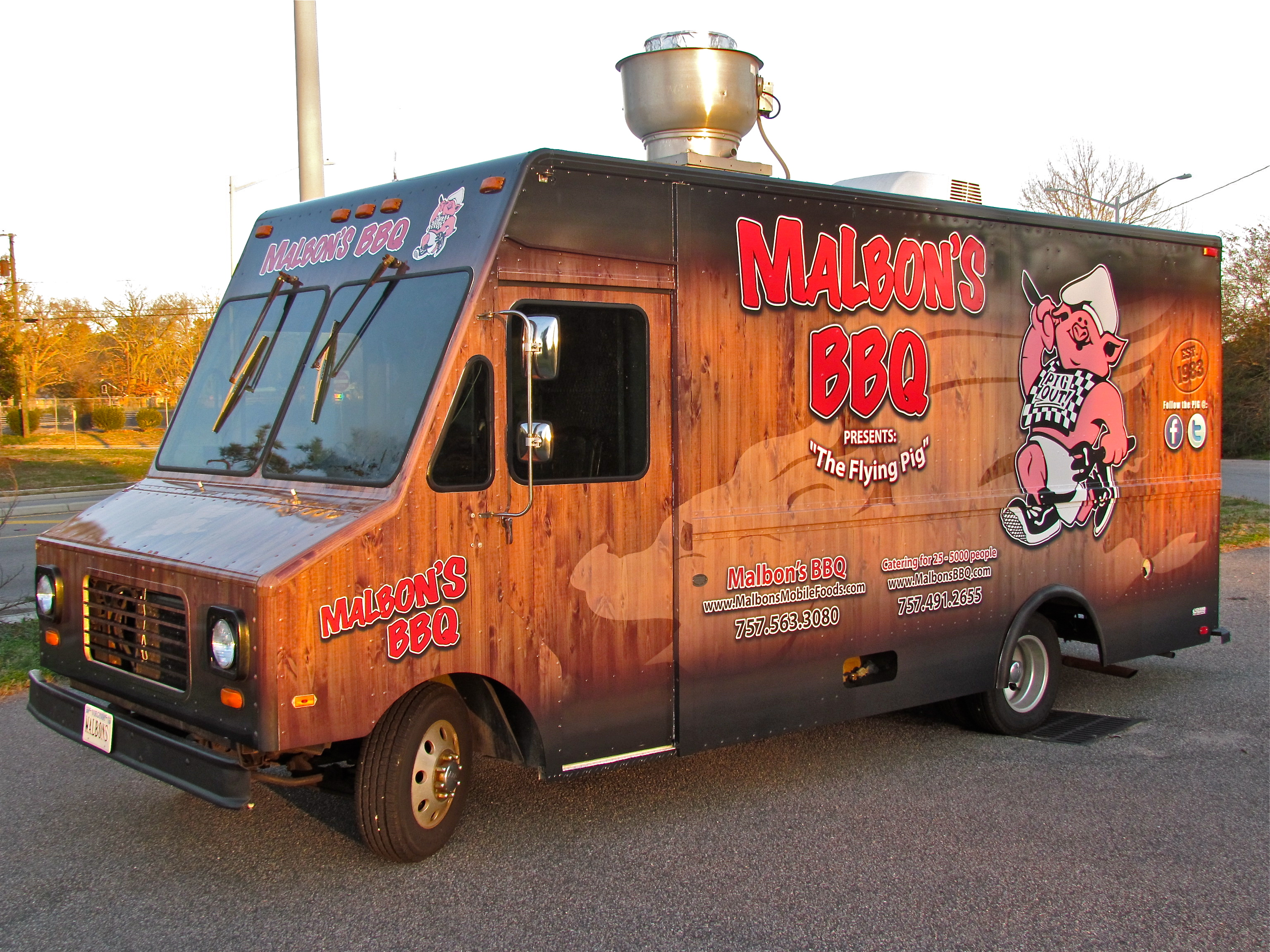 Whole Hog Food Truck Catering