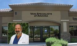 Jeffrey Alpern, D.O., Cardiovascular Surgeon, Vein Treatment Specialist and Founder/Owner of Vein Specialists of Arizona (VSA)