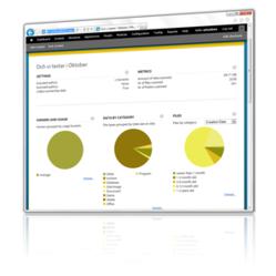 WhatData web-based Storage Reporting