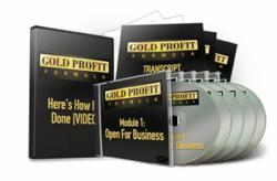Gold Profit Formula
