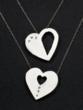 HarpersLove Heart Pendants