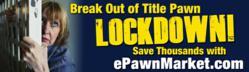 Picture of Atlanta Title Pawn Loan Leader ePawnMarket.com Billboard