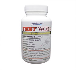 test worx natural testosterone booster